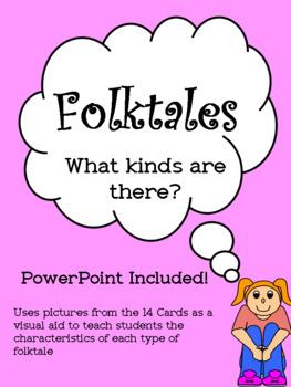 Folktales Comprehension Packet