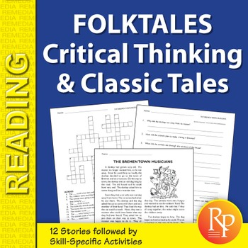 Folktales: Critical Thinking & Classic Tales