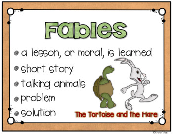 Folktales, Fairytales and Fables