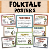 Folktales, Fairytales and Fables Posters