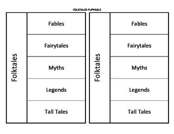 Folktales Flippable