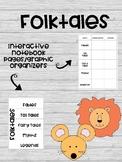 Folktales Interactive Notebook/Graphic Organizer