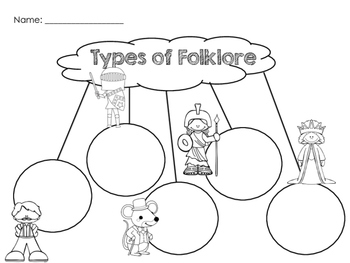 Folktales & Folklore Unit