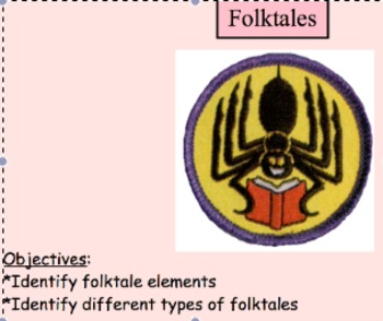 Folktales Lesson: elements ... by LA teacherjewel | Teachers Pay ...