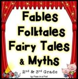 Fables, Folktales, Myths, & Fairy Tales
