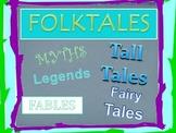 Folktales & Myths Powerpoint
