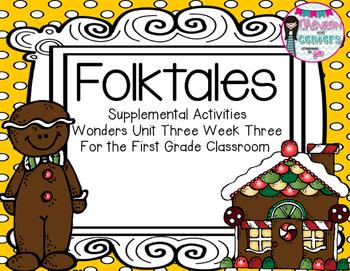 Folktales-Supplemental Activities for Wonders Unit 3 Week 3