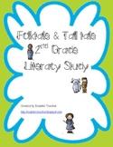 Folktales & Tall Tales 2nd Grade Literacy Study CCS Aligned