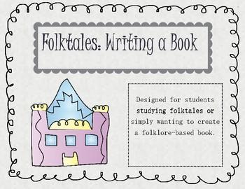 Folktales: Writing a Book