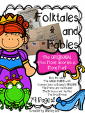 Folktales, Second grade, literature study, fables, second grade reading