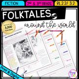 Recount Stories: Folktales and Fairytales - 2nd Grade RL.2.2 & 3rd Grade RL.3.2
