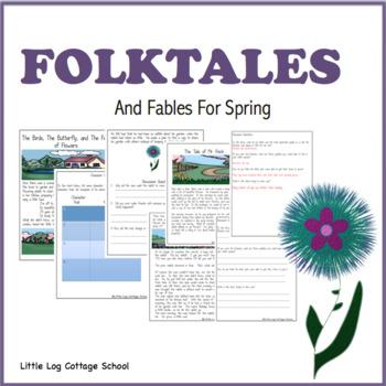 Spring Folktales: Central Message and Moral