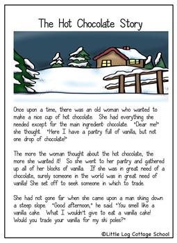 Folktales for Winter: Central Message, Lesson, or Moral