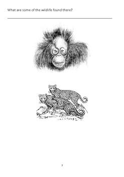 Folktales from Asia. Lazy Tok- A Folktale from Borneo