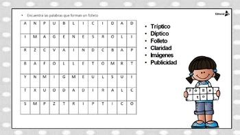 Folletos – Características y Ejemplos
