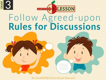 Follow Agreed-upon Rules for Discussions