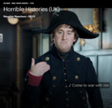 Follow Along Guide to Horrible Histories: Napoleon Season