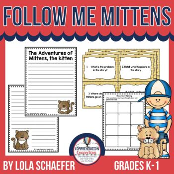 Follow Me, Mittens Book Companion