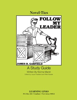 Follow My Leader - Novel-Ties Study Guide