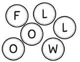 Follow Your Dreams Cut-Out Sign