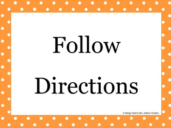 Follow the 5