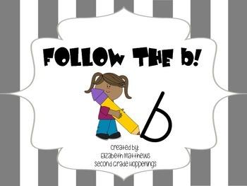 Follow the B!