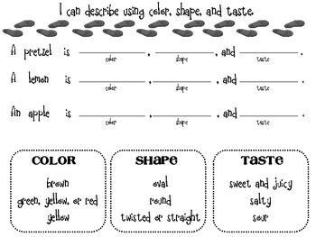 Follow the Clues: A Descriptive Language Game and Sentence Builder