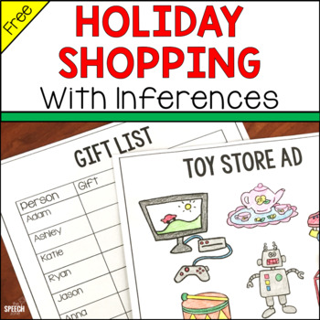 Free Holiday Shopping With Inferences