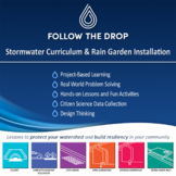 Follow the Drop: Lesson 8 - Identifying Green Infrastruct