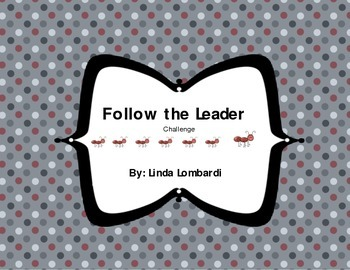 Follow the Leader Challenge