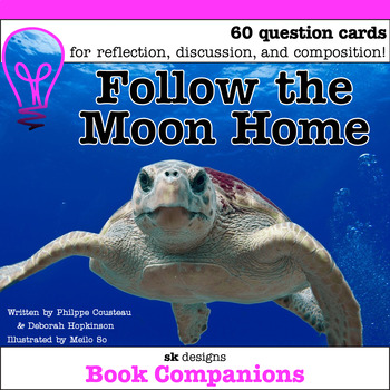 Follow the Moon Home Discussion Question Cards