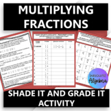 Multiplying Fractions with Detailed Notes
