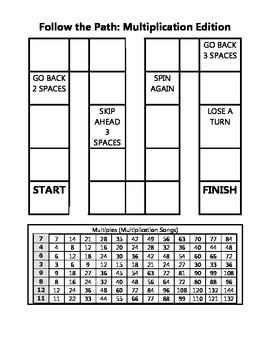 Follow the Path_Multi-digit Multiplication Self-Checking w