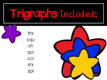 Follow the Stars - Trigraphs