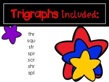 Follow the Stars - Trigraphs