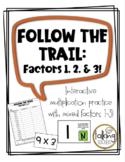 Follow the Trail: Factors 1, 2, & 3