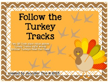 Follow the Turkey Tracks