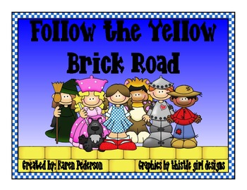 Follow the Yellow Brick Road: A Review Game That Can Be Played With Any Subject