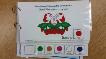 Free Spring Interactive Book! Bunny Needs a Bath Interactive Book!