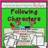 Following Characters--A Treasure Box of Reading Minilessons