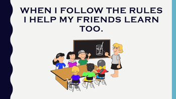 Following Classroom Rules