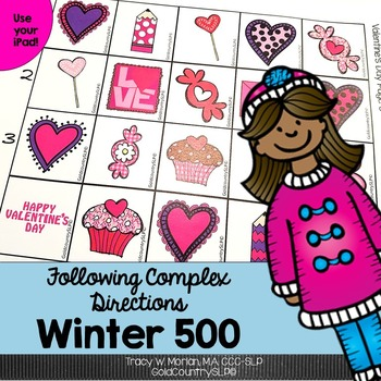 Following Complex Directions WINTER 500