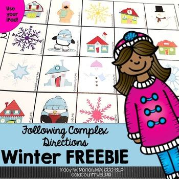 Following Complex Directions - Winter FREEBIE