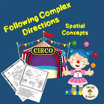 Following Complex Directions-With Prepositions