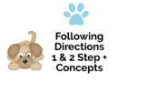 Following Directions (1 & 2 Step + Concepts): BOOM Cards