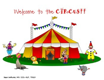 Following Directions Circus Theme