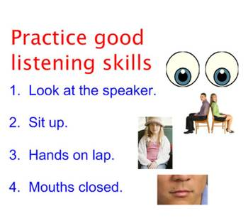 all about listening skills