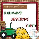 Following Directions Farm