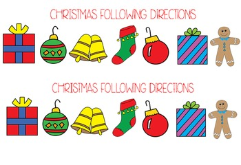 Following Directions Holiday Edition