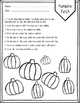 Following Directions Independent Practice: October